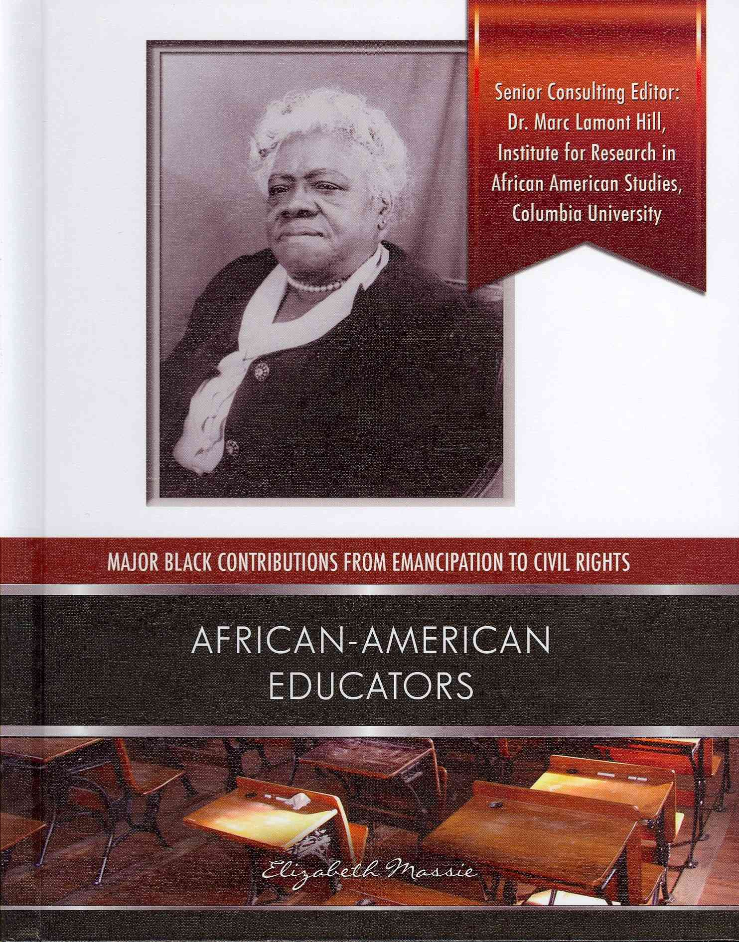 African American Educators By Massie, Elizabeth